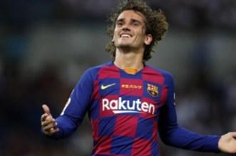 """غريزمان: """"اللعب في برشلونة ليس سهل وأنا فخور بتواجدي هنا"""""""