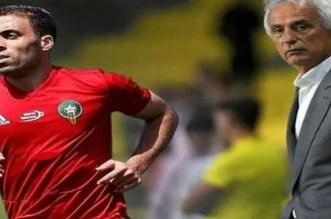 مدرب المنتخب المغربي يقصف حمد الله بعد إعلان اعتزاله