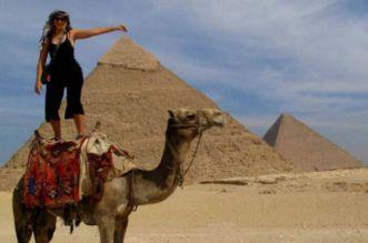 يوتوبور مغربي يمنع من التصوير في مصر -فيديو