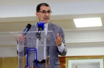 """العثماني يغازل المغاربة من مراكش : """"لا معنى للعمل السياسي بدون مواطن"""""""