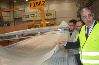 الرباح من مصنع شفرات الرياح : الطاقات المتجددة عامل أساسي في التنافسية الاقتصادية للمغرب
