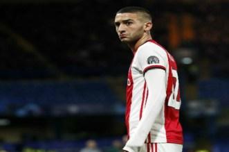 رغم إقصاء فريقه.. زياش قد يشارك في دوري الأبطال في هذه الحالة