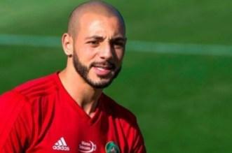 أمرابط يتحدث عن كان مصر 2019 وأهدافه المستقبلية مع الأسود