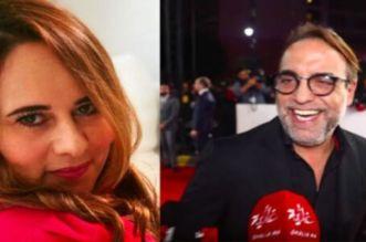 ردة فعل عزيز الحطاب بعد سؤاله عن زواجه من ماجدولين الإدريسي- فيديو