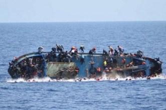 انتشال جثث 58 مهاجرا سريا وإنقاذ 95 آخرين بالشواطئ الموريتانية