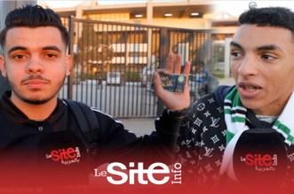 """جمهور الرجاء: """"وخا الرجاء حنا معاها وبأي ثمن نحضروا ولكن خاصهم يرجعو التذكرة 30 درهم"""" – فيديو"""