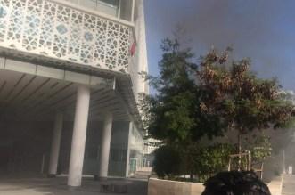 """إدارة """"الرباط سانتر"""" تكشف أسباب اندلاع حريق بالمركز"""