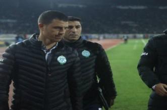 السلامي: هذه المباراة هي نقطة انطلاقتنا في الدوري المغربي
