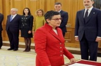 وزيرة خارجية اسبانيا في زيارة للمغرب