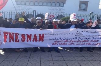 الأساتذة المبرزون يستنكرون تماطل وزارة التربية ويدعون إلى خوض إضراب إنذاري