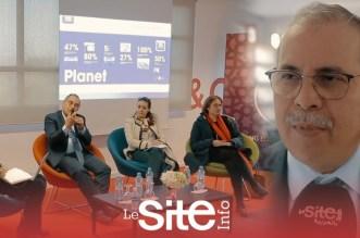 """الرئيس المدير العام لكوسومار: لقاء اليوم في """"TBS"""" كان مناسبة للحديث عن دور المقاولات في التنمية المستدامة -فيديو"""