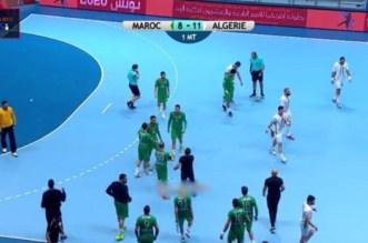 المنتخب الوطني لكرة اليد ينهزم أمام الجزائر في كأس إفريقيا