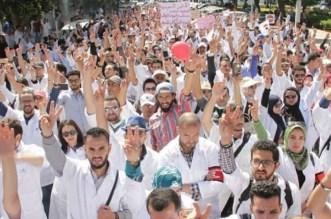 جمعية علوم التمريض تخرج للشارع احتجاجا على أوضاع مستشفى ابن سينا بالرباط