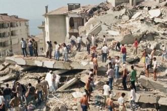 زلزال ثالث بقوة 4,2 درجات يضرب تركيا