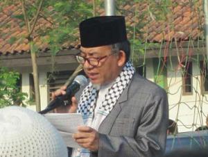 موقف جماعة المسلمين (حزب الله) من الأوضاع التي تتحدث في إندونيسيا والشرق الأوسط