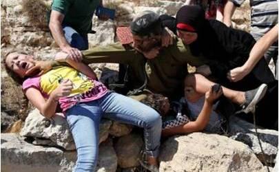"""إصابات خلال تفريق الجيش الإسرائيلي مسيرات بالضفة الغربية بـ""""القوة"""""""
