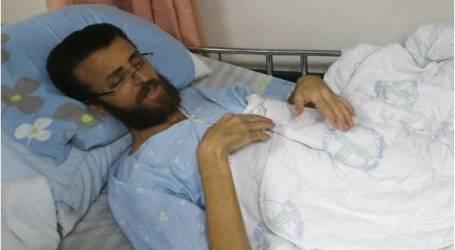 """وقفة تضامنية في الكويت مع الصحفي الفلسطيني """"محمد القيق"""""""