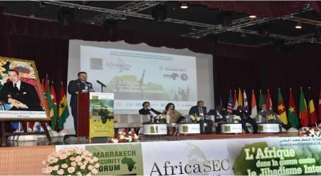 افتتاح المنتدى السابع للأمن بأفريقيا بمدينة مراكش