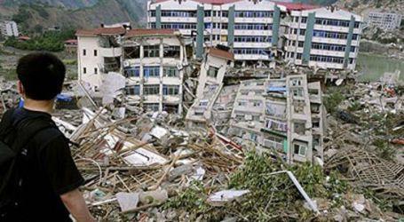 اليابان تتحسب لموجة تسونامي بعد زلزال عنيف