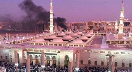 إمام المسلمين : التفجير بالقرب من المسجد النبوي عملية همجية