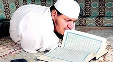 """قصة كفاح الراحل """"الوداعي"""" أشهر حفظة القرآن في العالم الإسلامي"""