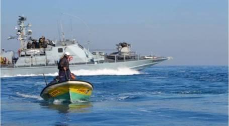 الاحتلال يعتقل 5 صيادين قبالة شاطئ شمال قطاع غزة