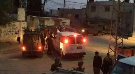 اعتقال عدد من الفلسطينيين وإصابة آخرين خلال مواجهات في سلواد ومحيط سجن عوفر