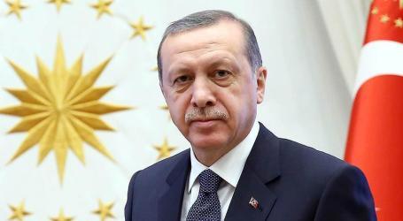 """أردوغان: أبلغت الرئيس الإسرائيلي رفضنا وصف رواد الأقصى بـ """"إرهابيين"""""""