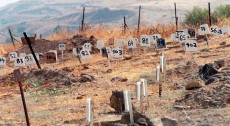 الاحتلال يحتجز 249 شهيدًا فلسطينيًا في مقابر الأرقام