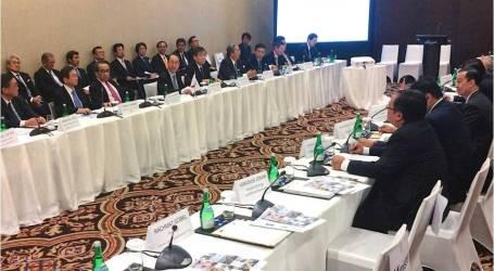 إندونيسيا تناقش تطوير البنية التحتية مع اليابان