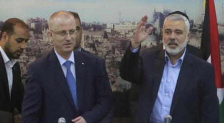 الحمد الله يلتقي قوى وفصائل فلسطينية في غزة