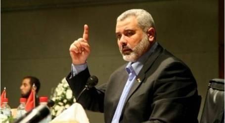 هنية: واشنطن قد تقدم على قرارات جديدة بشأن القدس والقضية الفلسطينية