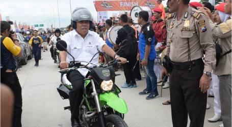 من المقرر افتتاح طريق نغاوي – كيرتوسونو في جاوة الشرقية بحلول نهاية هذا الشهر