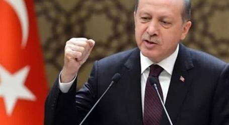 أردوغان : القرار الأممي لوقف إطلاق النار لن يطبق في الغوطة