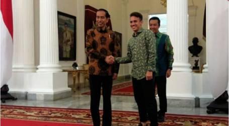 الرئيس جوكو ويدودو : يجب على الرياضيين الإندونيسيين اكتساب المعرفة والخبرة في الأندية الأجنبية