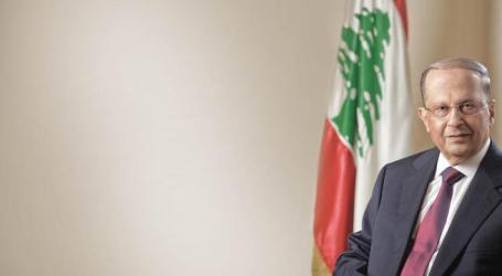 """وفد من """"حماس"""" في لبنان للبحث في مستجدات القضية الفلسطينية مع الرئيس اللبناني"""