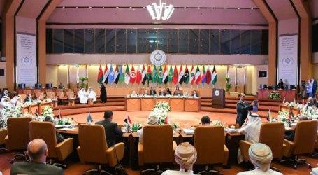 القمة العربية تؤكد رفضها لقرار ترمب بشأن القدس
