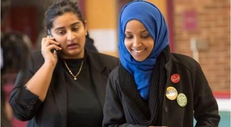 ترامب يتهرب من التعليق على فوز مسلمتين بعضوية  النواب