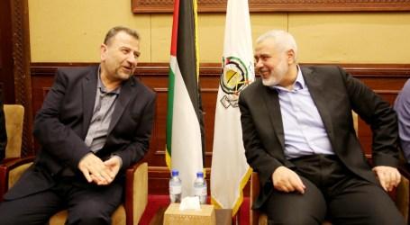 "حماس : قرار واشنطن بشأن العاروري ""عداون صارخ"""