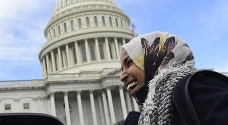 لأول مرة… السماح للنائبة المسلمة بالكونجرس بارتداء الحجاب
