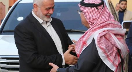 """حماس ترفض المنحة القطرية و""""إسرائيل"""" تقرر تحويلها """"منعًا للتصعيد"""""""