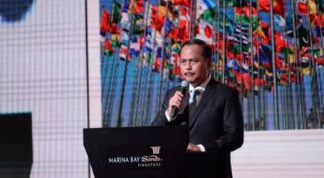 السفير الإندونيسي يحث المستثمرين السنغافوريين بالاستفادة من الاقتصاد الرقمي لإندونيسيا