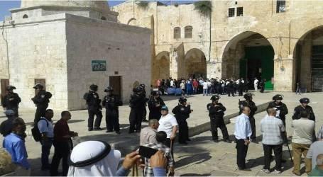 قرار محكمة إسرائيلية بإغلاق مصلى في الأقصى  باطل وغير شرعي