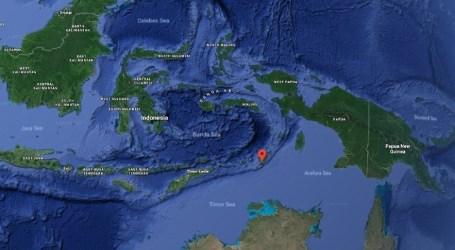 زلزال يضرب جزر تانيمبار في إندونيسيا