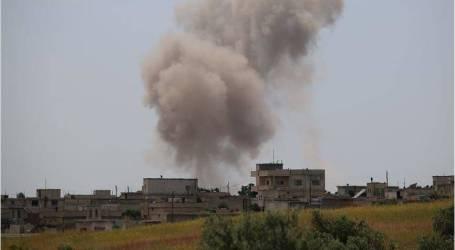سوريا.. مقتل 3 مدنيين في هجمات للنظام بمنطقة خفض التصعيد