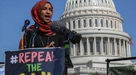 واشنطن.. وقفة احتجاجية بالذكرى الأولى لحظر منح تأشيرات دخول لمسلمين