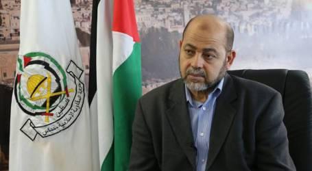 """أبو مرزوق: كل محاولات تصفية القضية """"باءت بالفشل"""""""