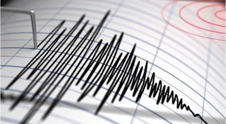 زلزال بقوة 6.4 درجات يضرب مقاطعة مالوكو