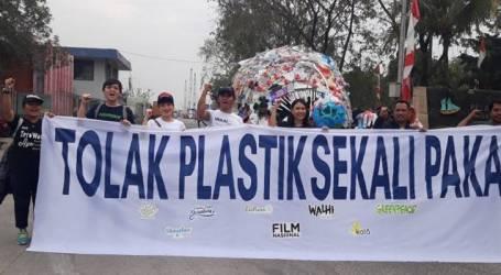 حملة توعية عامة تسلط الضوء على خطر الأكياس البلاستيكية