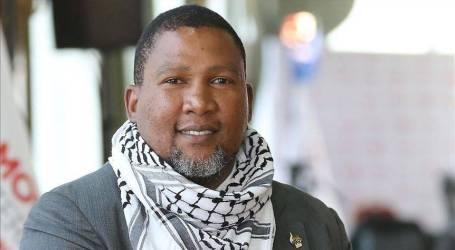 حفيد مانديلا: يجب عدم الاعتراف بمن يشرعن الاحتلال الإسرائيلي